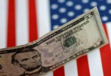 Data Ekonomi Mendukung Penguatan Dolar