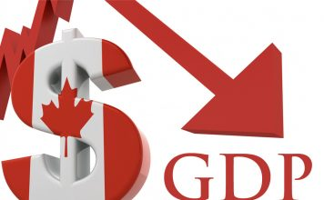 GDP Canada Bulan April 2018 Diprediksi Akan Turun