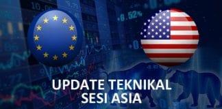 EURUSD Sesi Asia