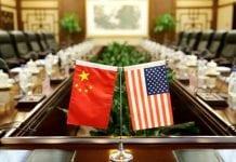 Perundingan AS - China dilakukan hari ini di Beijing.