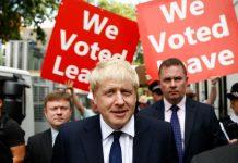 Boris Johnson Partai Konservatif