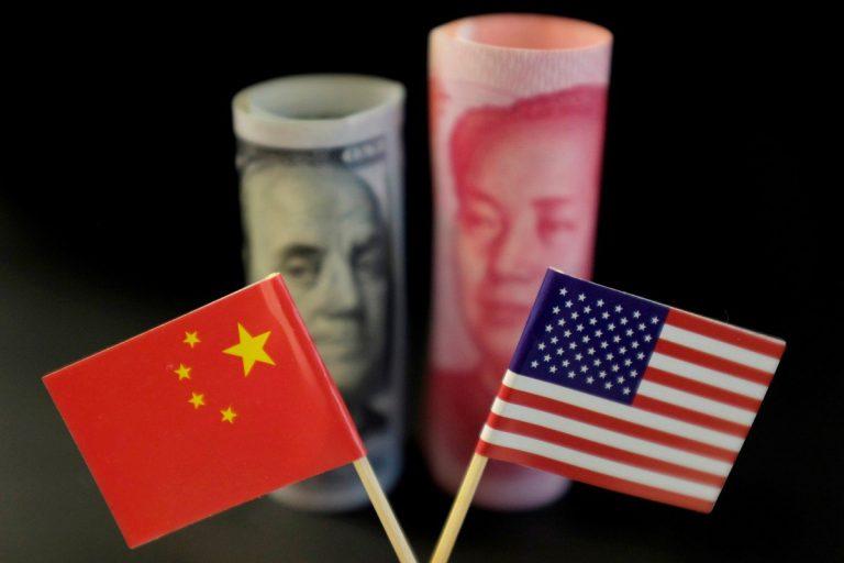 Perang Dagang; Investasi Antar China dan AS Terendah 5 Tahun Ini