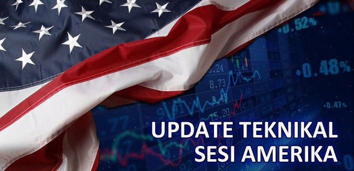 Teknikal Updates Forex, Gold dan Oil Sesi Amerika, 25 September 2020