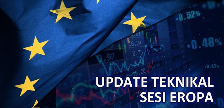 Teknikal Updates Forex, Gold dan Oil Sesi Eropa, 25 September 2020