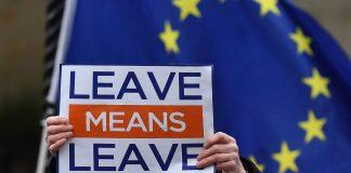 Inggris Tinggalkan Uni Eropa 31 Januari 2020