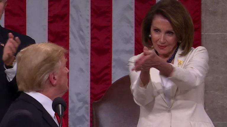 DPR AS Kirimkan Artikel Pemakzulan Trump Ke Senat Untuk Disidangkan