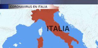 Corona Virus di Italia