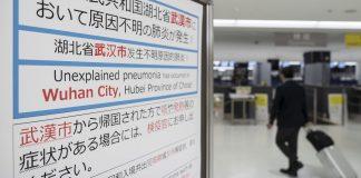 Coronavirus di propinsi Hubei China