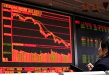 Saham Asia Turun karena Turunnya Pendapatan Apple dan HSBC