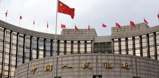 Bank sentral Tiongkok PBOC