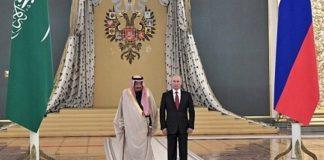 Arab Saudi dan Rusia