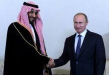 Rusia dan Arab Saudi