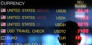 dolar dan emas tertekan