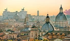 ekonomi Italia diprediksi turun
