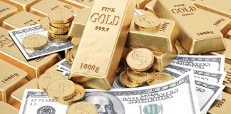 Harga emas stabil