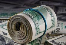 dolar menguat stabil