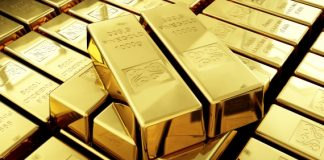 reli emas tertahan rebound dollar