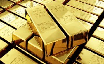 harga emas naik dekati 1800