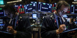pasar saham AS
