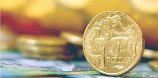Dolar Australia Terapresiasi Ke Level Terkuat Lima Minggu