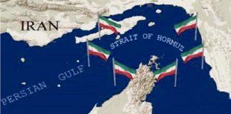 Latihan Perang Iran di Selat Hormuz