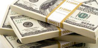 Dolar Rebound Dari Level Terendah Empat Minggu