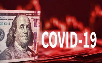 dolar nai karena virus corona melonjak