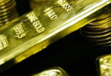 emas menembus level 1800