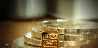 pelemahan dolar dukung emas naik