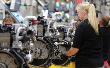 produksi industri Jerman