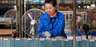 Caixin Manufaktur PMI