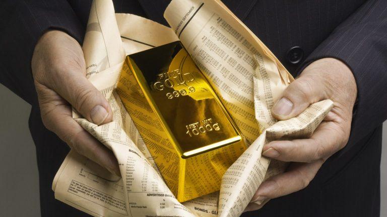 Gold Tetap Dalam Tekanan Dibawah $1900, Dollar Diatas 94,00