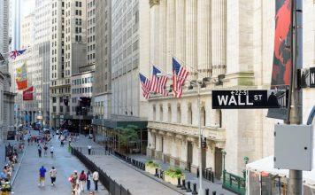 Pasar Saham Wall Street