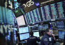 Sell Off di Pasar Saham Wall Street