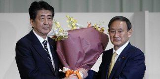 Suga Perdana Menteri Jepang