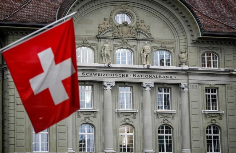 Swiss National Bank Pertahankan Suku Bunga Tetap Rendah