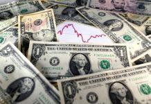 dolar naik ke level tertinggi