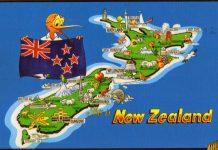 ekonomi Selandia Baru