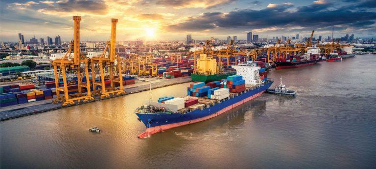 Ekspor China Meroket Didukung Oleh Pemulihan Ekonomi Dunia