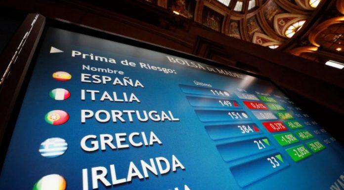 pasar saham Eropa
