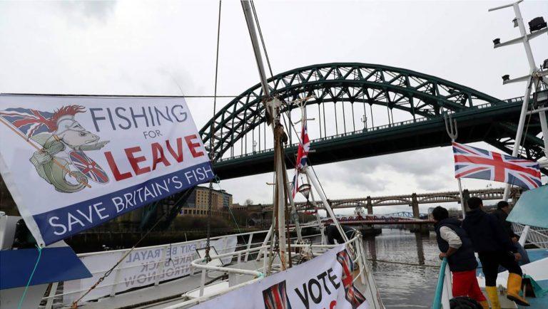Uni Eropa Bersikeras Soal Perikanan Pound Melemah Terhadap Euro
