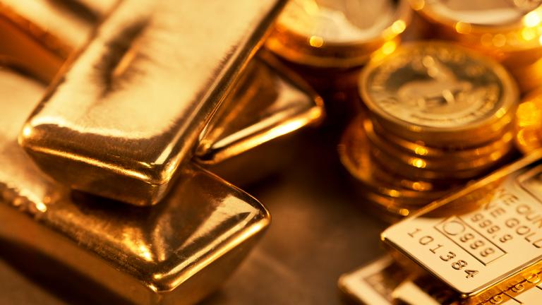 Emas Stabil Namun Hari-hati, Pasar Pantau Kondisi Kesehatan Trump