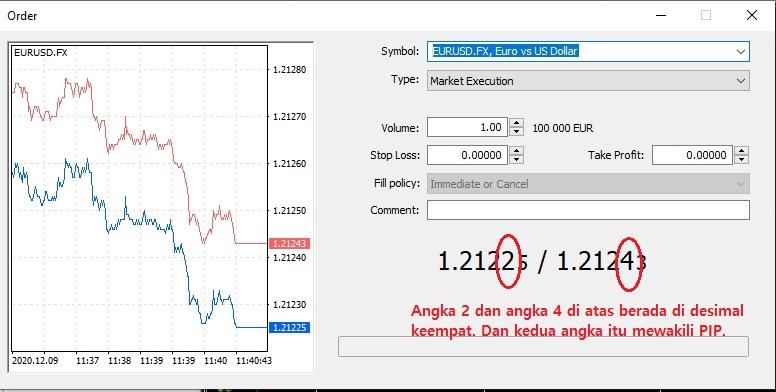 Pip Trading