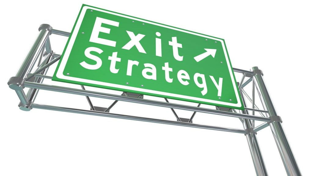 Strategi-Keluar