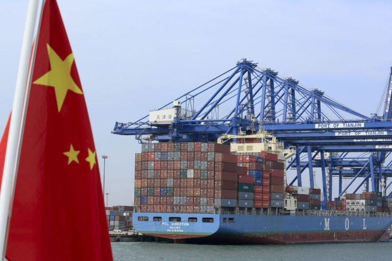 Neraca Perdagangan Cina Kembali Mengesankan Di April