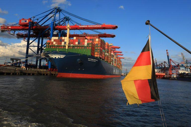 Ekspor Jerman Menunjukkan Kenaikan Di Tengah Pembatasan